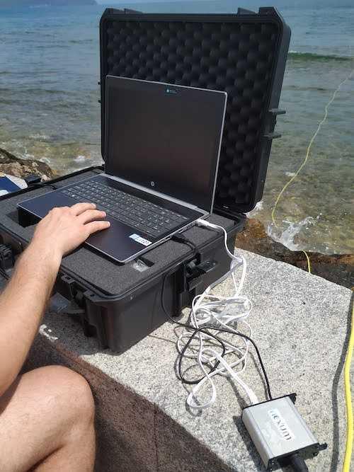 Equipo Informático ROV
